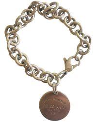 Tiffany & Co. Return To Tiffany Silber Armbänder - Mehrfarbig