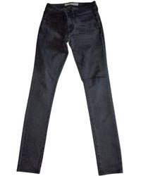 Burberry Slim Jeans - Blue