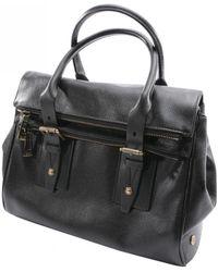 Belstaff Leather Handbag - Black