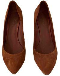 Bottega Veneta Heels - Brown
