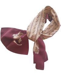 Céline Vintage Multicolour Silk Scarves