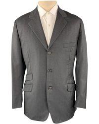 Hermès Wool Suit - Black