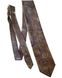 Moschino - Vintage Multicolour Silk Ties - Lyst