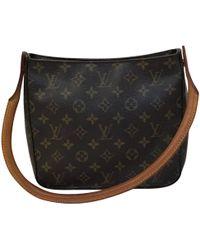 Louis Vuitton - Looping Brown Cloth - Lyst