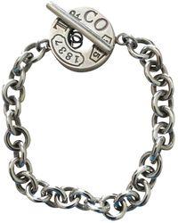 Tiffany & Co. Tiffany 1837 Silber Armbänder - Mettallic