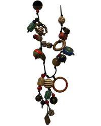 Etro Ceramic Necklace - Black