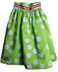 Stella Jean Mid-length Skirt - Green