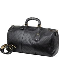 Chanel - Leather 48h Bag - Lyst
