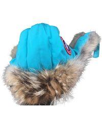 Canada Goose Cappello - Blu