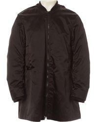 Acne Studios - Black Synthetic Jacket - Lyst