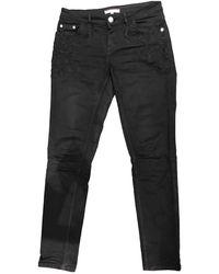 Maje - Boyfriend jeans - Lyst