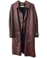 Chanel Trench Coat - Multicolour