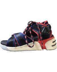 Marc Jacobs Cloth Sandals - Multicolour