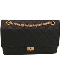 Pre-owned - 2.55 leather crossbody bag Chanel GP2G8D