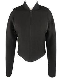 Helmut Lang - \n Black Wool Jacket - Lyst