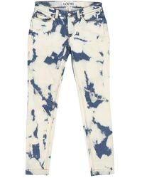 Loewe Skinny jeans - Blau