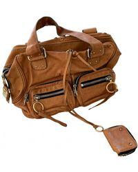 Chloé Leather Handbag - Multicolor
