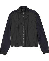 Lanvin - Black Wool Jacket - Lyst