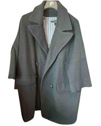 Marc By Marc Jacobs - Wool Coat - Lyst