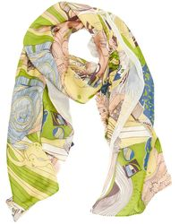 Christian Lacroix - Pre-owned Multicolor Silk Scarves - Lyst