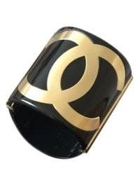 Chanel Bracciale CC - Nero