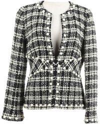 Chanel Vest en Coton Noir - Multicolore