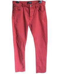 The Kooples Slim jeans - Rot