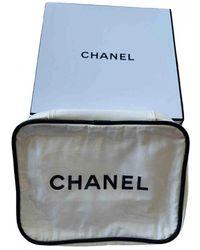 Chanel Neceser - Blanco