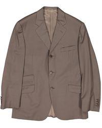 Hermès \n Other Wool Suits - Brown