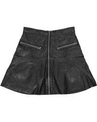 The Kooples - Black Leather - Lyst