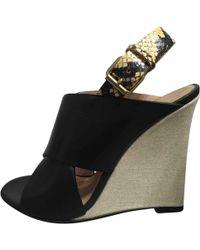 Céline - Pre-owned Sandals - Lyst