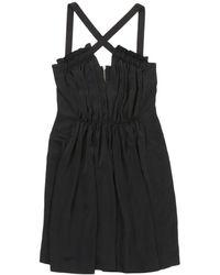 Elizabeth and James - \n Black Dress - Lyst