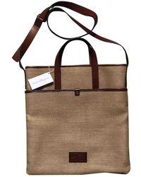 Ferragamo Bag - Natural