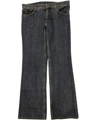 Louis Vuitton Straight Trousers - Blue