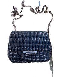 Karen Millen Mini Bag - Blue