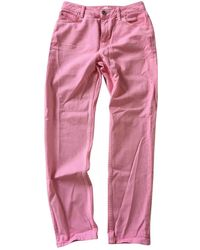 Sandro Boyfriend jeans - Pink