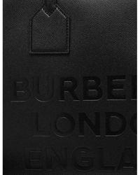 Burberry Sac en Cuir Noir