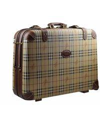 Burberry Cloth Travel Bag - Multicolour