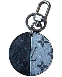 Louis Vuitton Marroquinería en lona multicolor - Azul