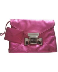 Sonia by Sonia Rykiel Leather Handbag - Multicolor