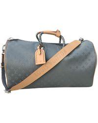 Louis Vuitton - Keepall Travel Bag - Lyst