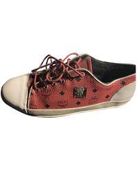 MCM Leder Sneakers - Mehrfarbig