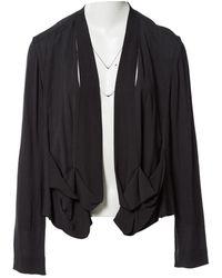 Marni - Black Viscose Jacket - Lyst