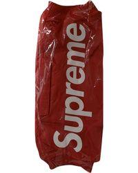 Supreme Handschuhe - Rot