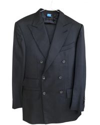 Tom Ford Wool Suit - Black