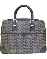 Goyard Ambassade Leinen Taschen - Mehrfarbig