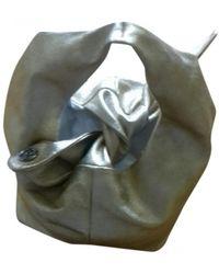 Chanel Leder Handtaschen - Mettallic