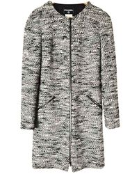 Chanel Wolle Mäntel - Mehrfarbig