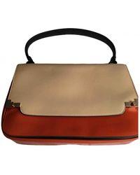 Lancel Leather Handbag - Multicolor