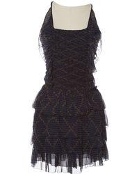 Étoile Isabel Marant - Silk Mini Dress - Lyst